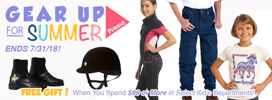 Gear Up Get a Free Backpack w/ Purchase!